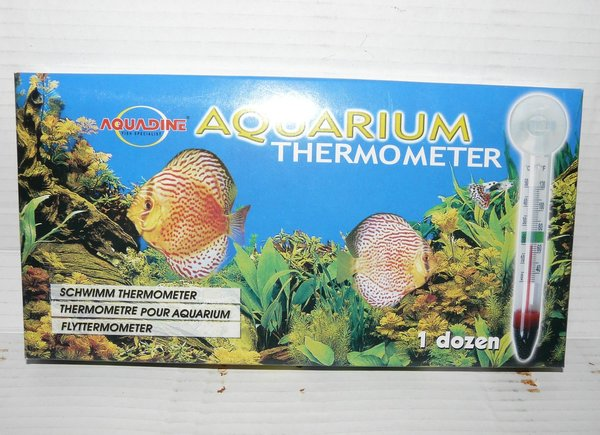 THERMOMETRE POUR AQUARIUM