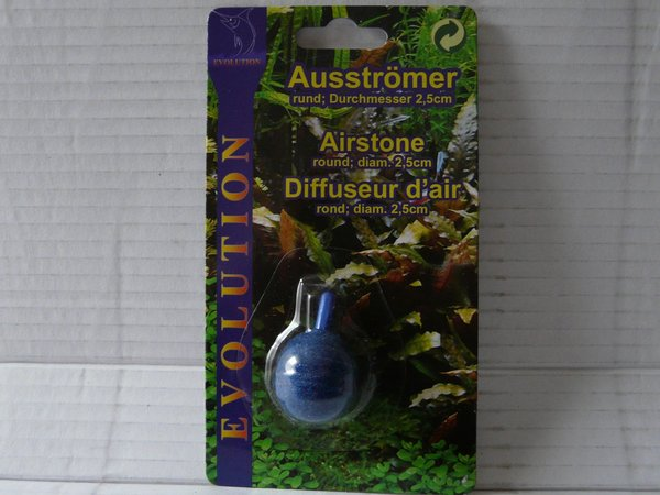 LOT DE 3 DIFFUSEURS D'AIR ROND DIAMETRE 2.5CM