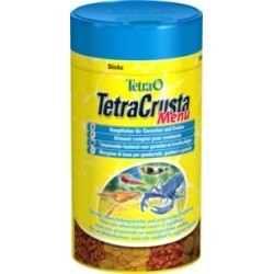 TETRA CRUSTA MENU 100ML NOURRITURE CREVETTE